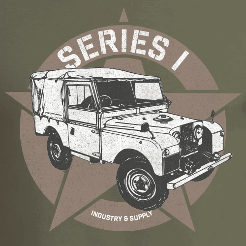 LAND ROVER SERIES & SPECIALS