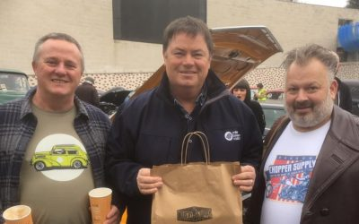 Industry and Supply Outings: Cars & Coffee – Hotrods at Coventry Transport Museum